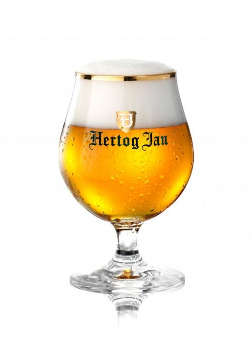 Bieren van de tap